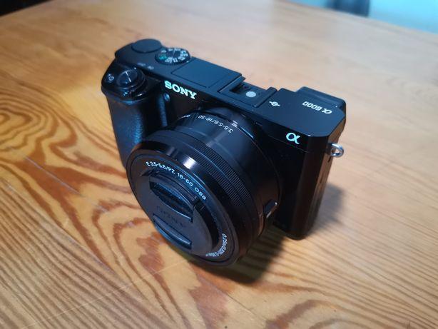 Sony a6000 + objektyw kit 16-50