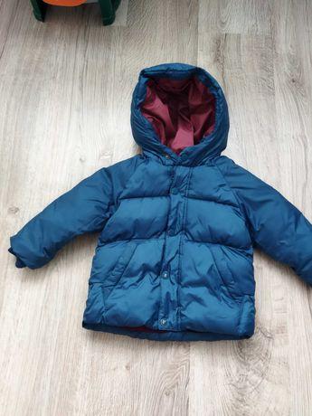 Sprzedam kurtkę zimową Zara rozmiar 86