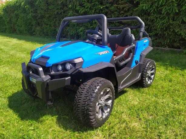 Auto na akumulator Buggy 4x4 WXE