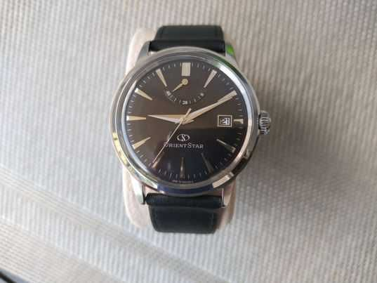 Zegarek męski Orient Star Classic Automatic SEL05002B0