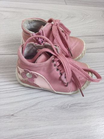 Buty niechodki dziewczęce