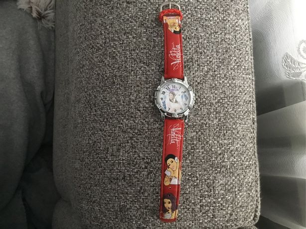 Zegarek dla dziewczynki Violetta
