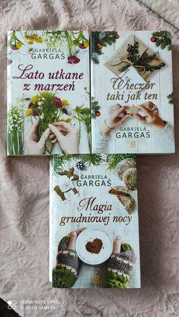 Seria książek Gabrieli Gargaś