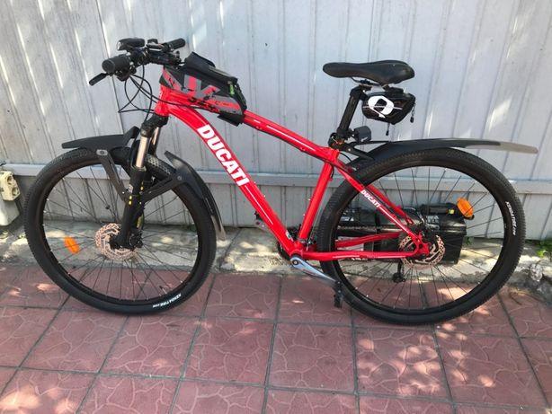 велосипед DUCATI 320 sx 29 оригинал обмен на лодочный мотор