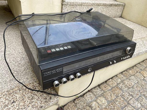 Gira Discos Mc2000 A funcionar