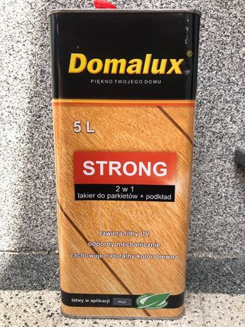 Lakier Domalux STRONG