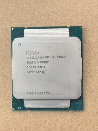Intel i7-5960x 3.0GHz LGA2011-V3 lub zamiana na i7 7700k