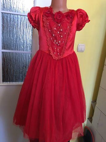 Sukienka tiulowa na waznevokazje r110