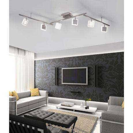 Listwa Lampa sufitowa ZigBee LED RGB pilot 2017 Paul Neuhaus 6377-55