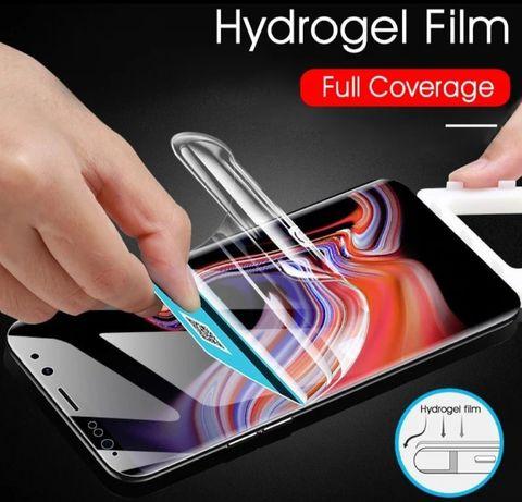 Гідрогелева плівка на iPhone 7 7+ 8 8+ X XS 11 11PRO XS max 11PRO MAX