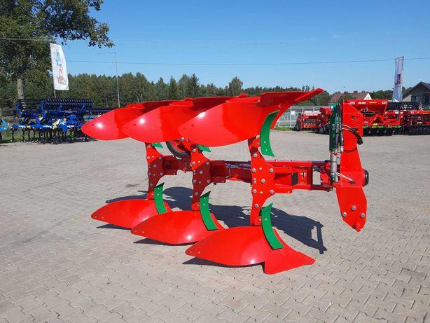 Pług Obrotowy Obracalny 2 3 4 5 Skibowy AGRO-MASZ POM POL PO POV Vario