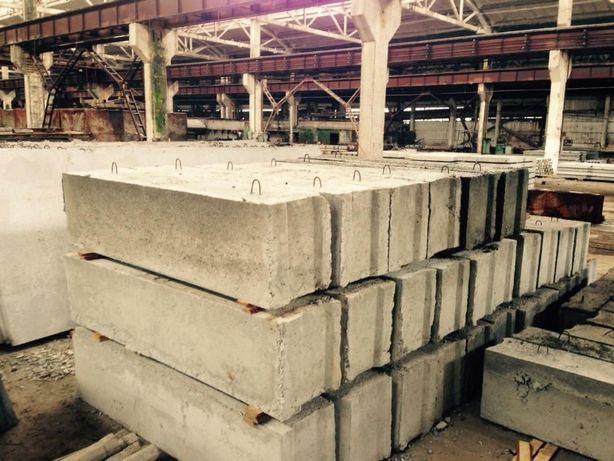 Блоки бетонные ФБС 24.3.6.
