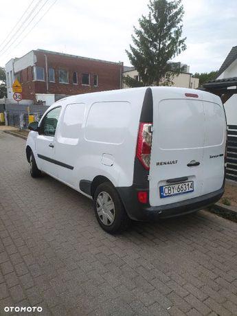 Renault Kangoo  Renault Kangoo Maxi 1.5 90KM 3 osobowy