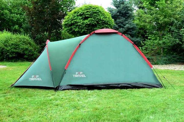 Namiot Turystyczny 3-4 osobowy 210x120 Darmowa Wysyłka OKAZJA