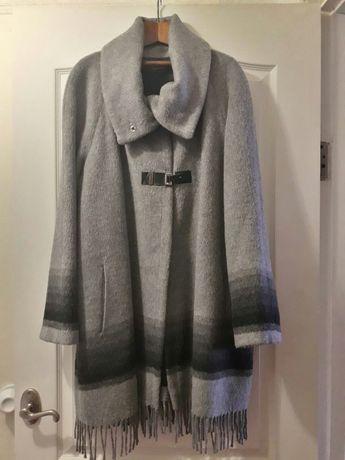 Пальто. Большой размер. Альпака.