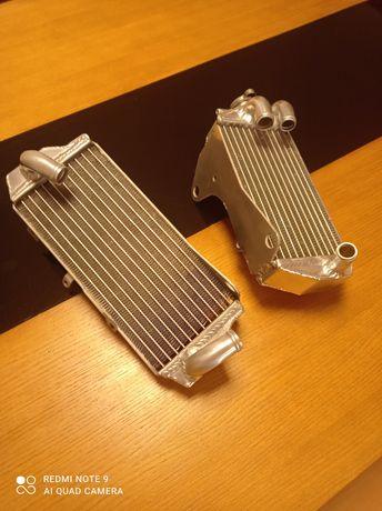 Radiadores Alumínio Honda CRF450 de 2017 a 2020