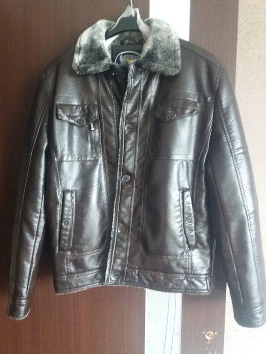 Куртка зимняя мужская, ветровки на синтепоне не дорого Шостка - изображение 1