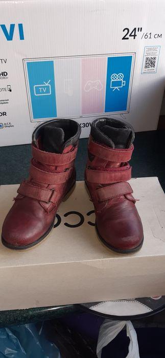 Ботинки ортопеды, кожа Запорожье - изображение 1