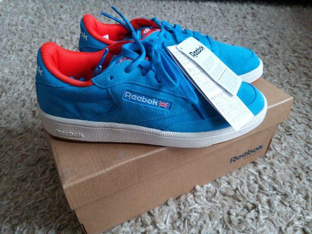 Buty sportowe , sneakersy Reebok r.34,5 (23,5cm) skóra
