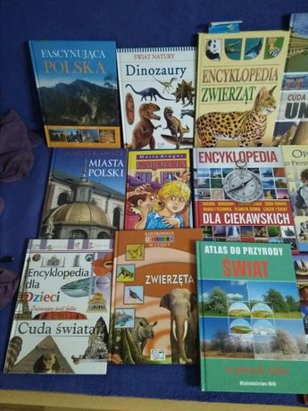 Nowe książki i encyklopedie