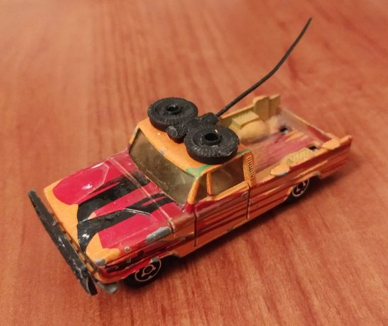 Miniatura antiga - Dodge Pickup - Majorette