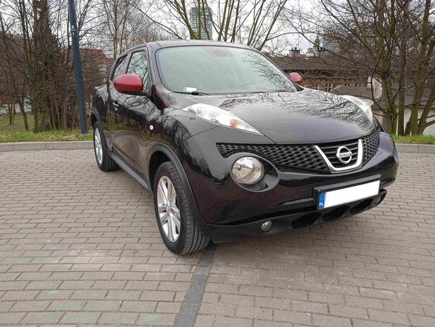Nissan Juke1,6 Benzyna2011r. 112 tkm.Nawigacja,Alu,Klima, Polski Salon