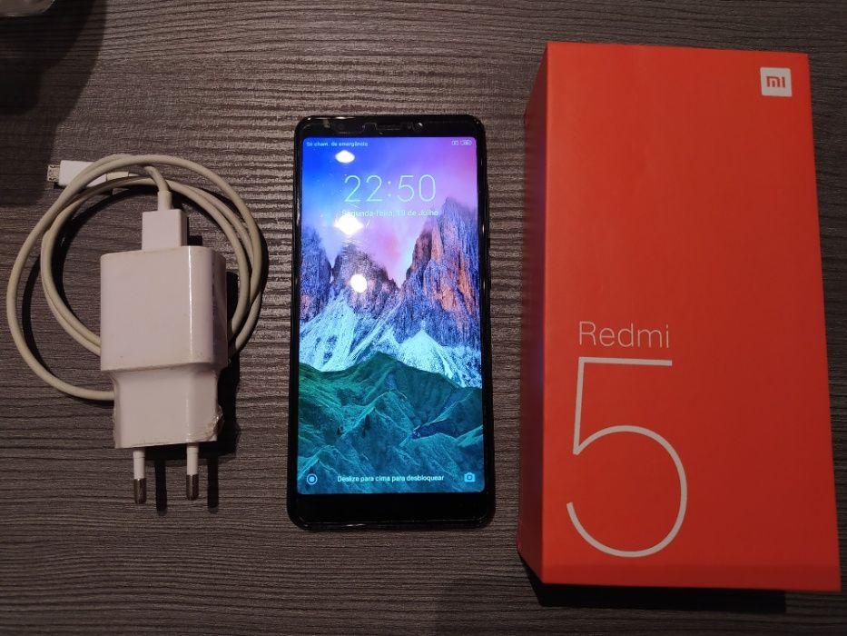 Xiaomi Redmi 5 32GB 3GB RAM Santo António dos Olivais - imagem 1