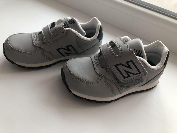 Кроссовки для мальчика New balance 377 размер 25