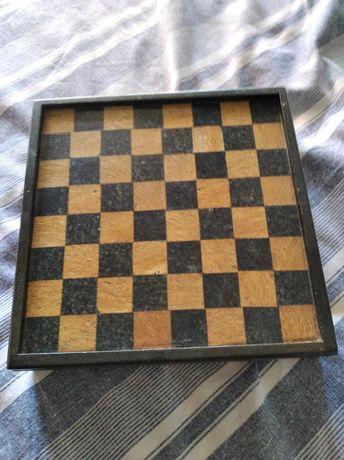 Tabuleiro de Xadrez em Pedra