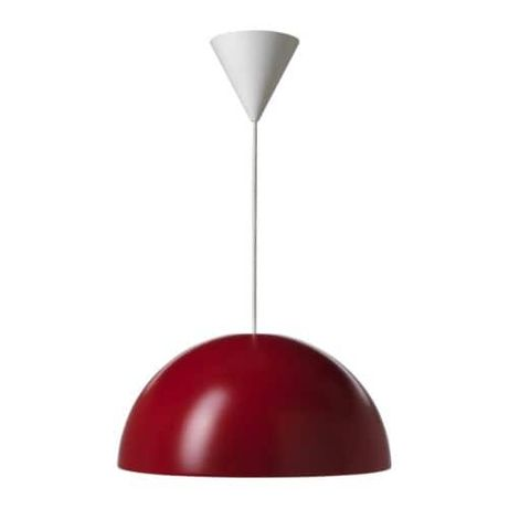Ikea 365+ Brasa lampa wisząca jadalnia