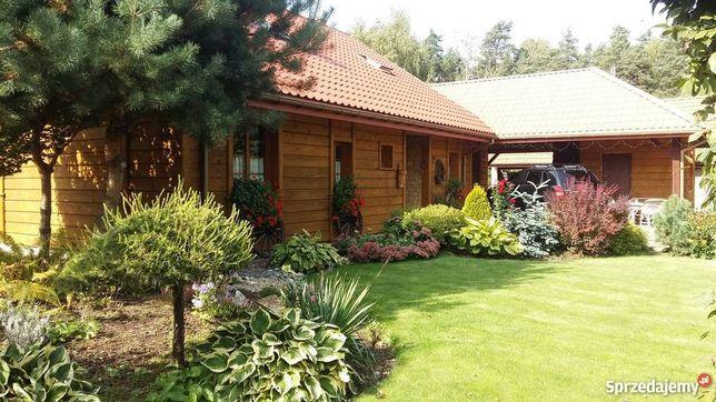 siedlisko przy lesie 1,22 h dom z klimatem centrum Polski