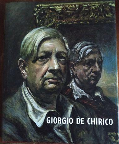 искусство альбомы книги Giorgio De Chirico (Джордже де Кирико)