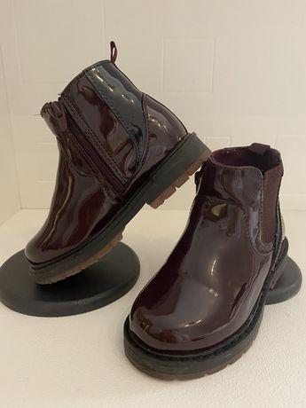 Ботинки обувь ZARA ботиночки челси