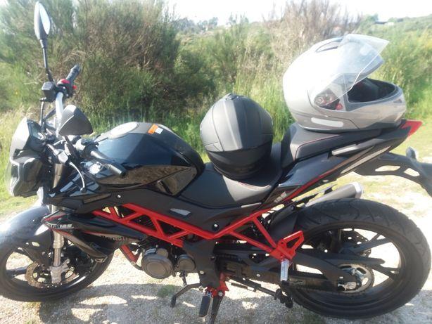 Benelli bn 125 cc como nova
