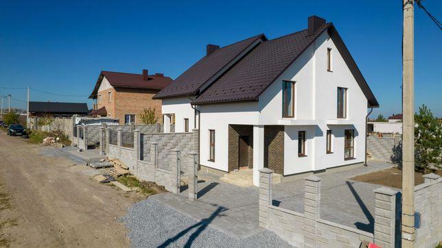 Продам будинок (дуплекс) 110м2+ ділянка 300 метрів до міста