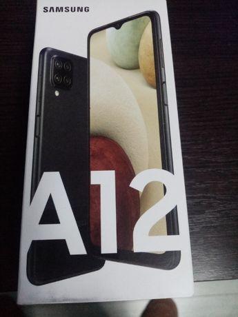 Telefon Samsung A12!! Nowa cena!!