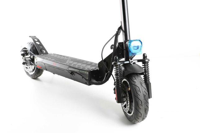 Электросамокат Crosser T4 Air 10 (12,5Ah) Черный