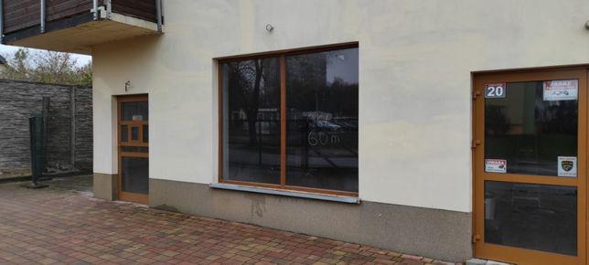 Lokal handlowo-usługowy 60 m2 w dobrej lokalizacji