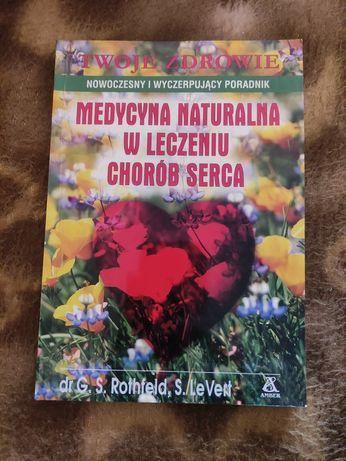 Medycyna naturalna w leczeniu chorób serca, książka