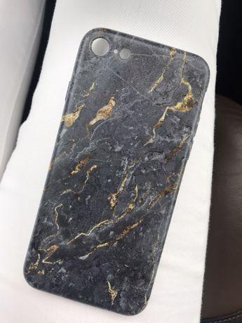 Etui iphone 7 8 marmur