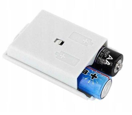 Biała pokrywa klapka koszyk baterii pada Xbox 360 *VideoPlay Wejherowo