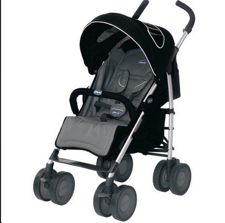 Прогулочная коляска Chicco Multiway Evo Черная