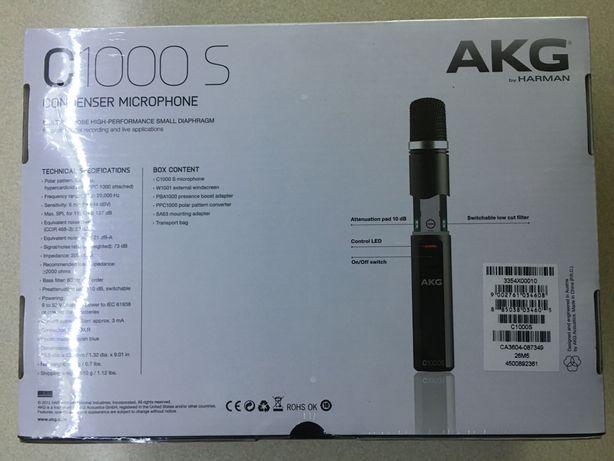 AKG C1000S,Rode M3,Rode NT-USB