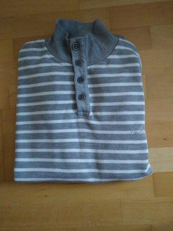 Bawełniany sweter męski