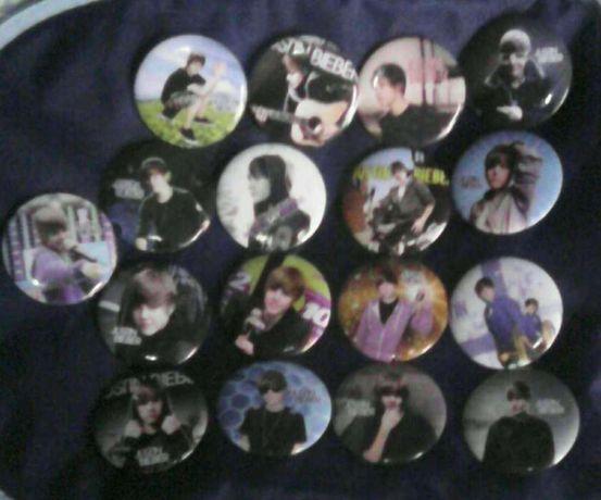 Pins Justin Bieber