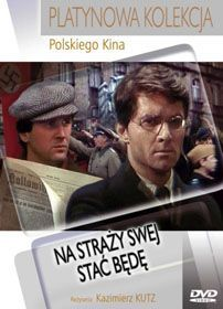 Na Straży Swej Stać Będę K.Kutz DVD