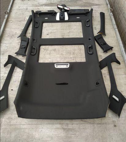 Комплект черный потолок W204 универсал. Разборка W204