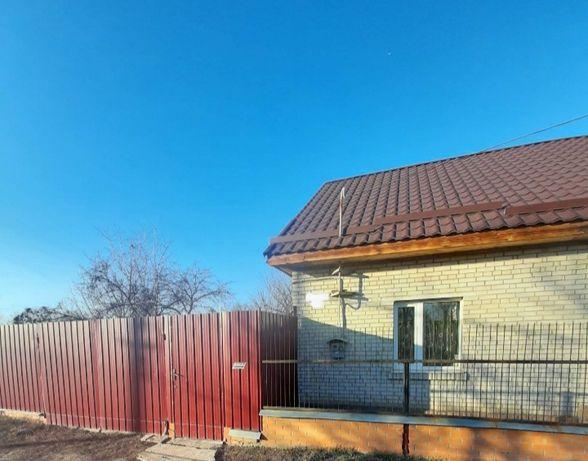 Продам полдома (начало пр.Курский) или поменяю на 2 бюджетных квартиры