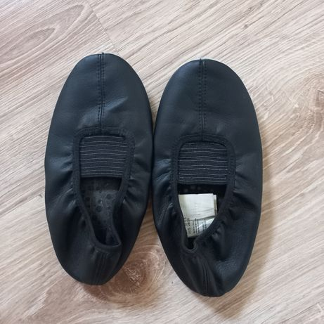 Buty do tańca h&m 28 29 czarne slip on