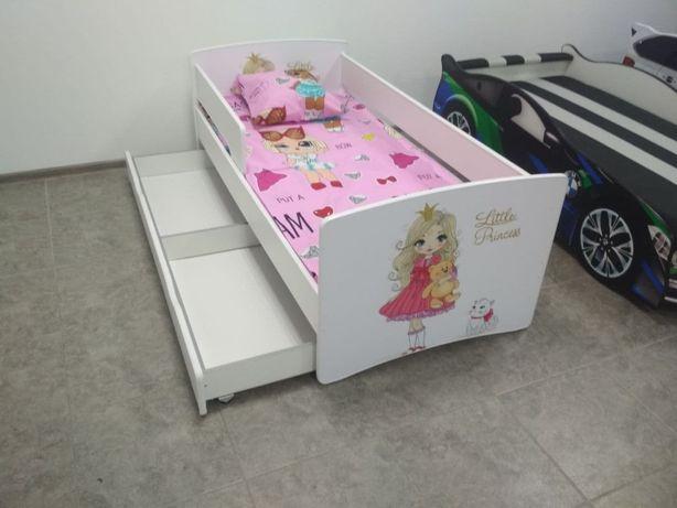 ДОСТАВКА НА ДОМ!Кровать детская!Гарантийный срок